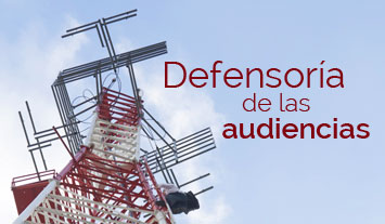 Defensoría de las audiencias