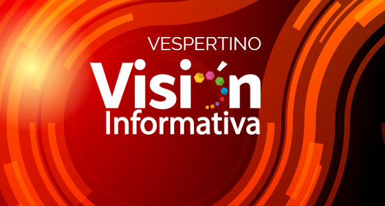 Noticiero Visión Informativa Vespertino 21 abril 2017